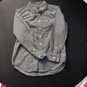 Boys Ralph Lauren Polo shirt